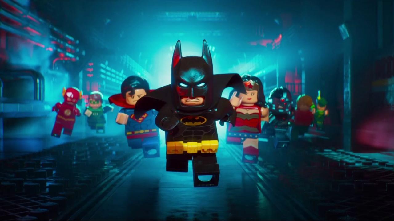 The Lego Batman Movie (Trailer 1)