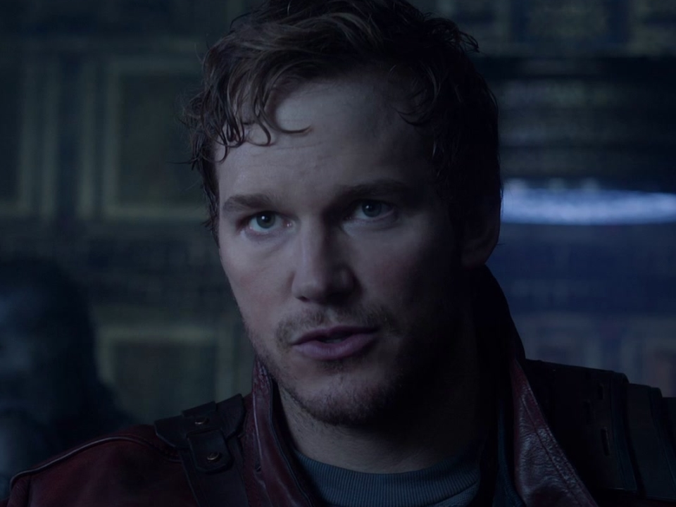 Guardians Of The Galaxy: Peter Quill (UK)