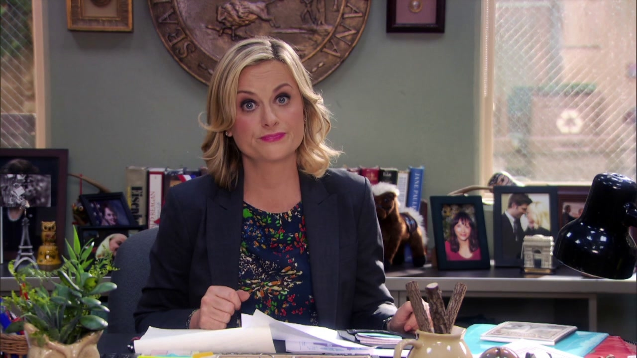 Parks And Recreation: Leslie Gets On The Radio
