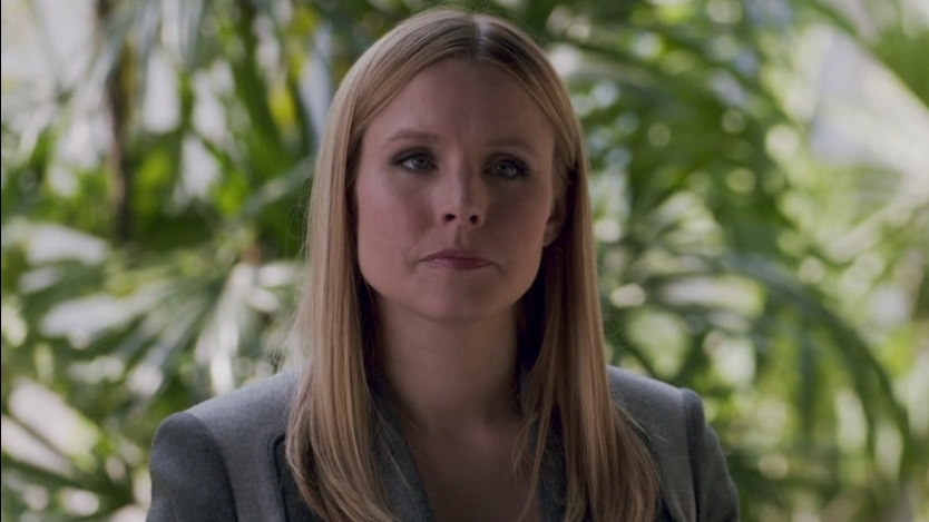 Veronica Mars: Eager To Please The Brunette