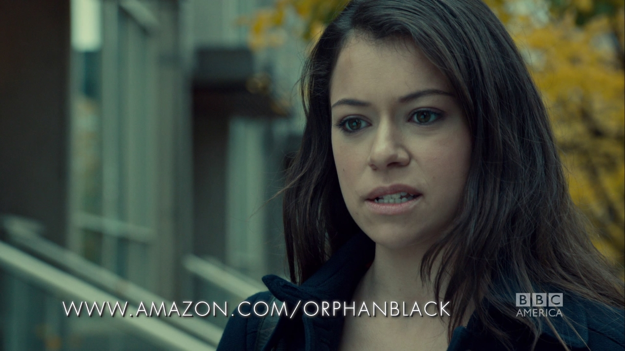 Orphan Black: Amazon Prime Instant Video Season 2 Promo
