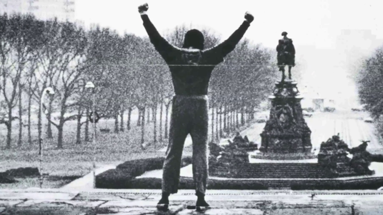 Rocky Heavyweight Collection: Shooting In Philadelphia