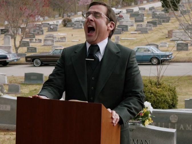 Anchorman 2: The Legend Continues: Brick Is Dead