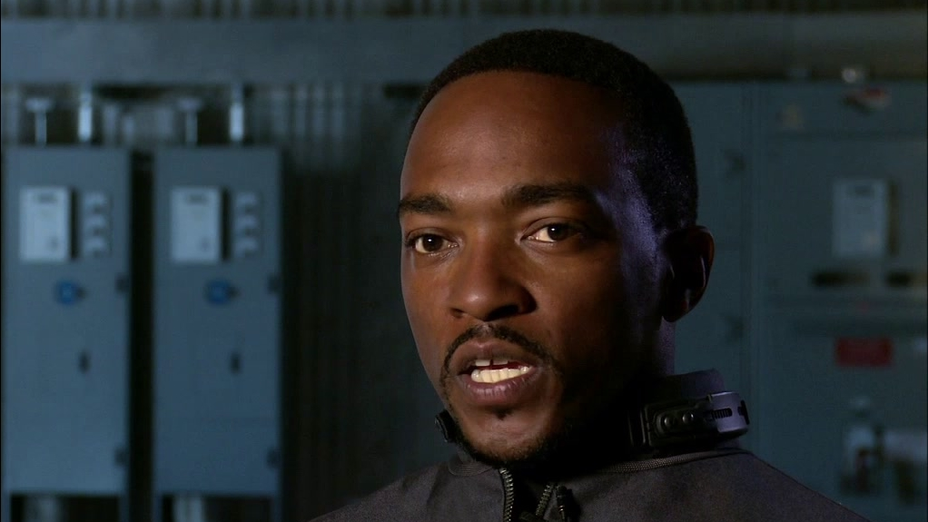 Captain America: The Winter Soldier: Anthony Mackie On His Character's Background