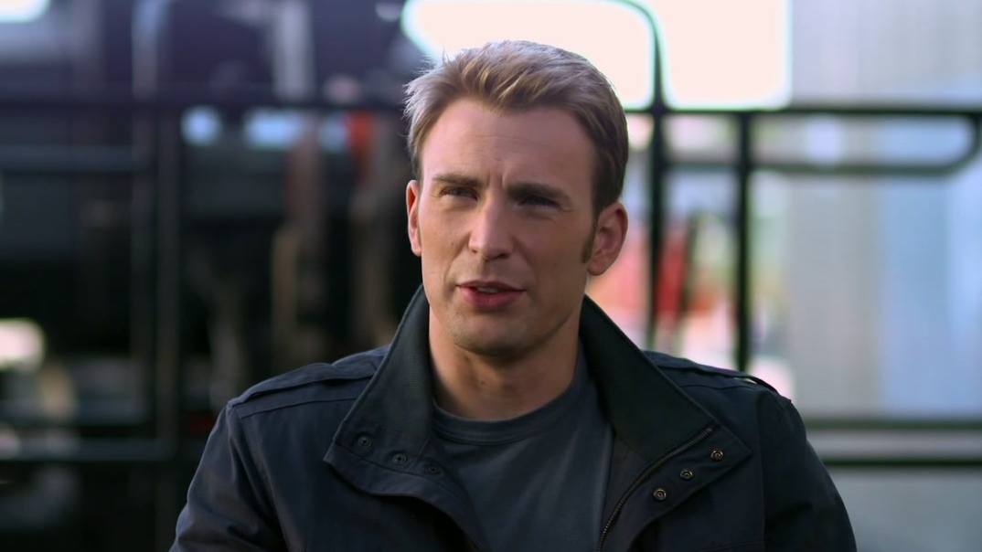 Captain America: The Winter Soldier: Chris Evans On Teaming Up Again With Scarlett Johansson
