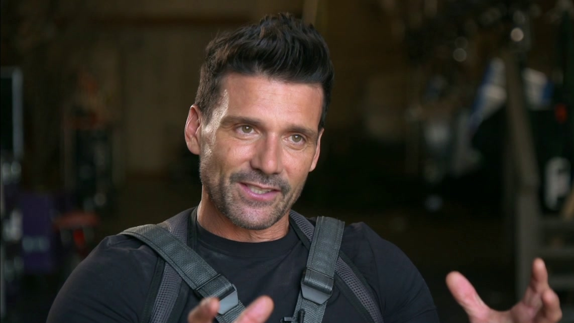 Captain America: The Winter Soldier: Frank Grillo On His Character