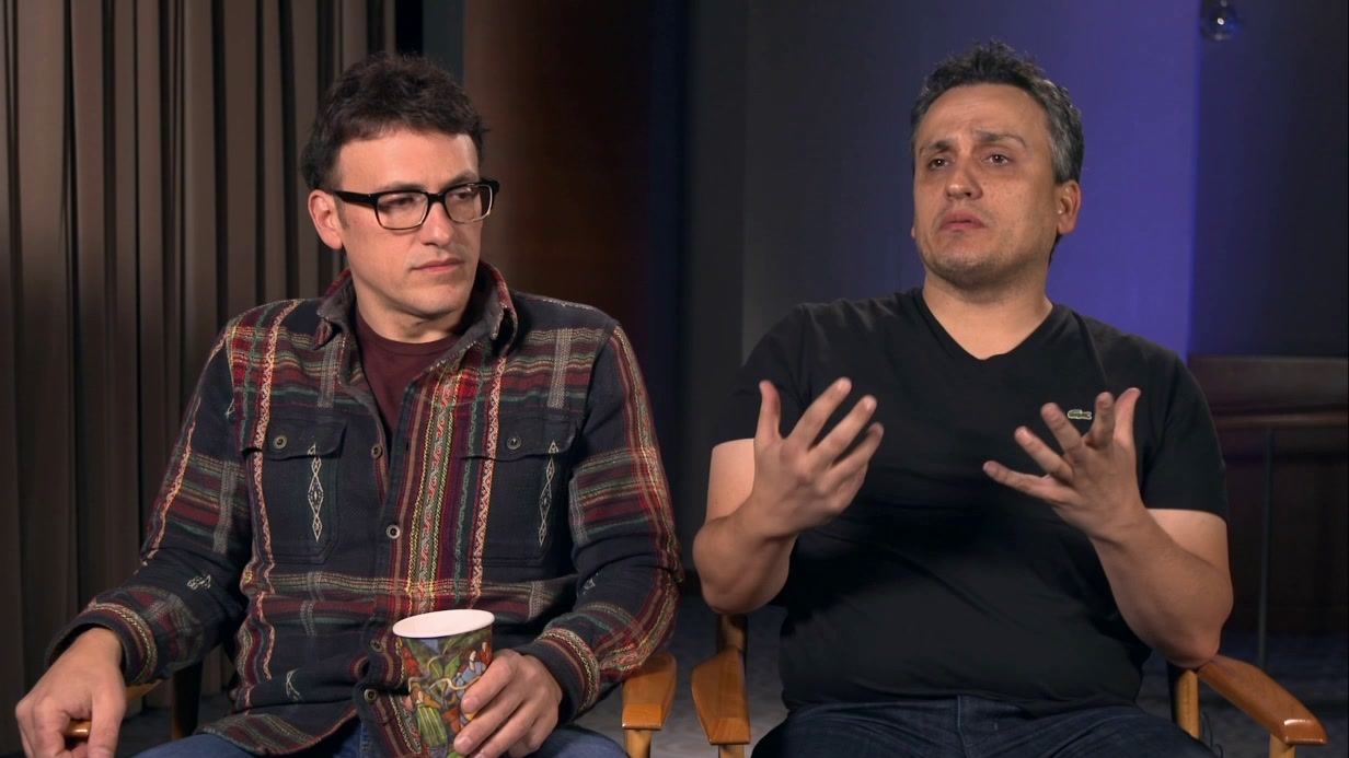 Captain America: The Winter Soldier: Anthony And Joe Russo On The Tone Of The Film