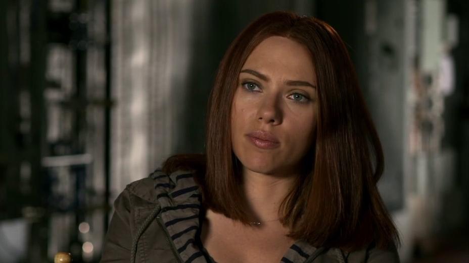 Captain America: The Winter Soldier: Scarlett Johansson