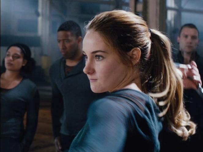 Divergent: Test (TV Spot)