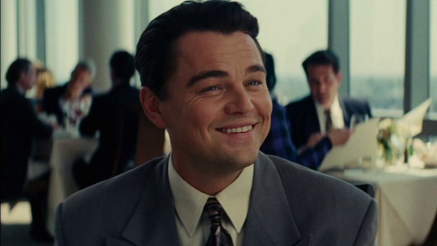 The Wolf Of Wall Street: First Day On Wall Street