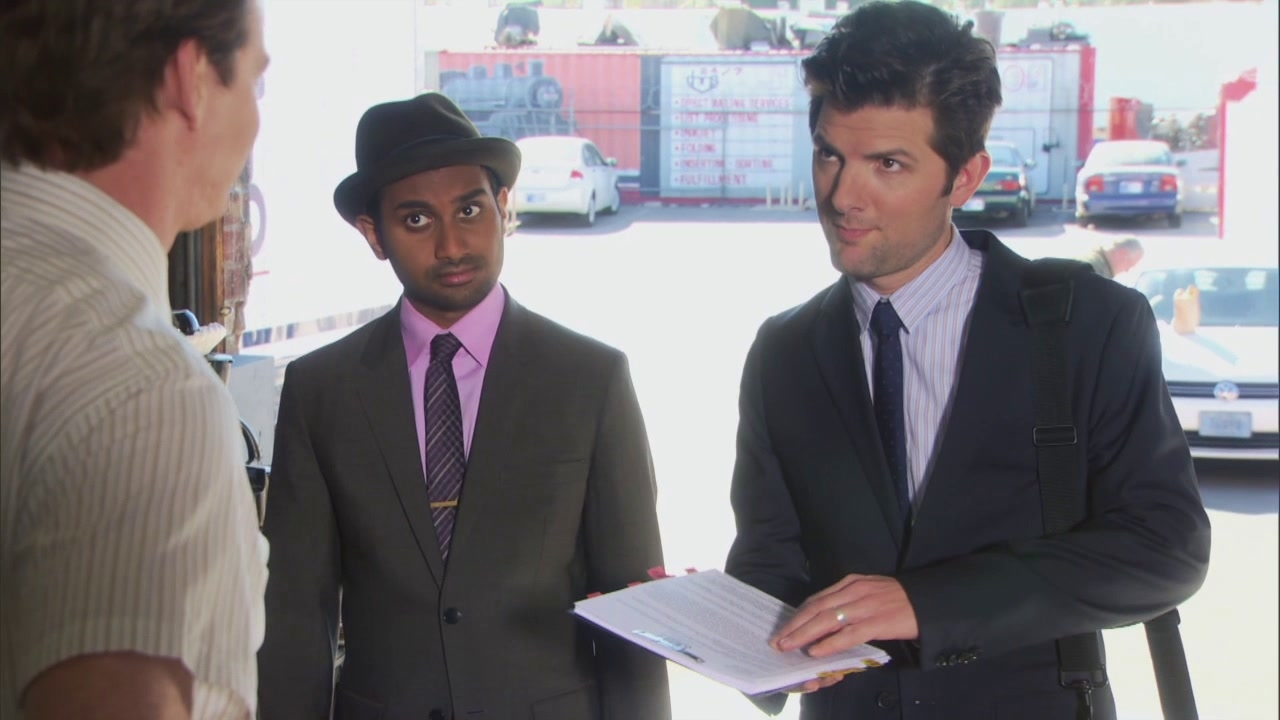 Parks And Recreation: Tom And Ben