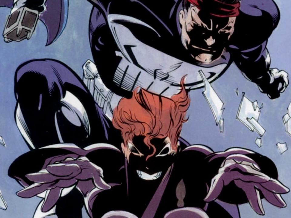 Avengers Confidential: Black Widow & Punisher: The Vigilante Vs The Spy