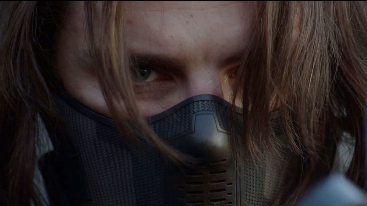 Captain America: The Winter Soldier: Blast From The Past