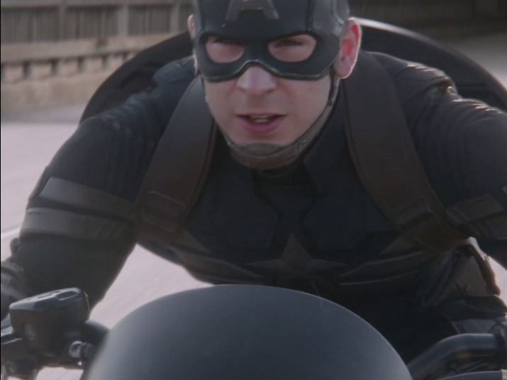 Captain America: The Winter Soldier: Stand Down