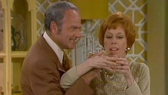 The Carol Burnett Show: Episode 7.24