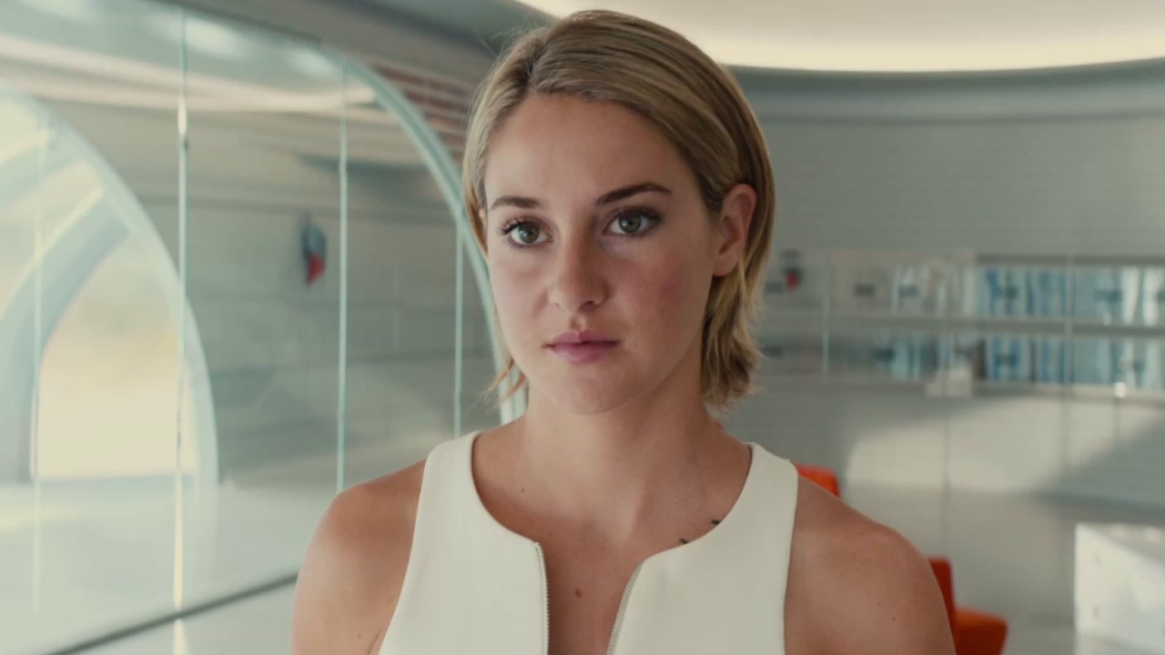 The Divergent Series: Allegiant (Trailer 1)