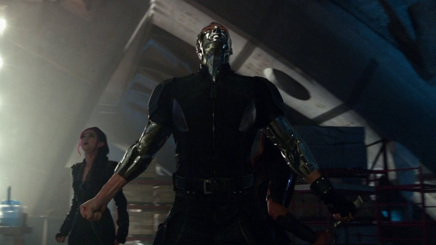 X-Men: Days Of Future Past: Opening Battle