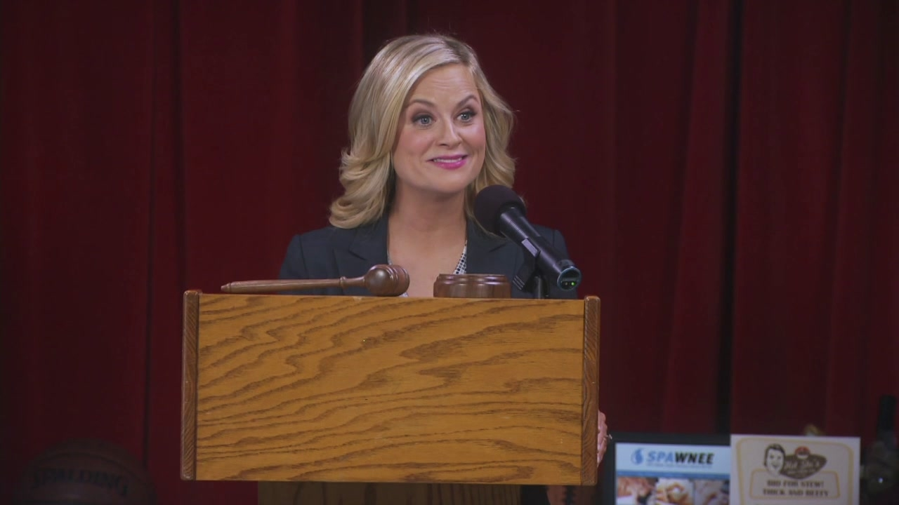 Parks And Recreation: One In 8,000