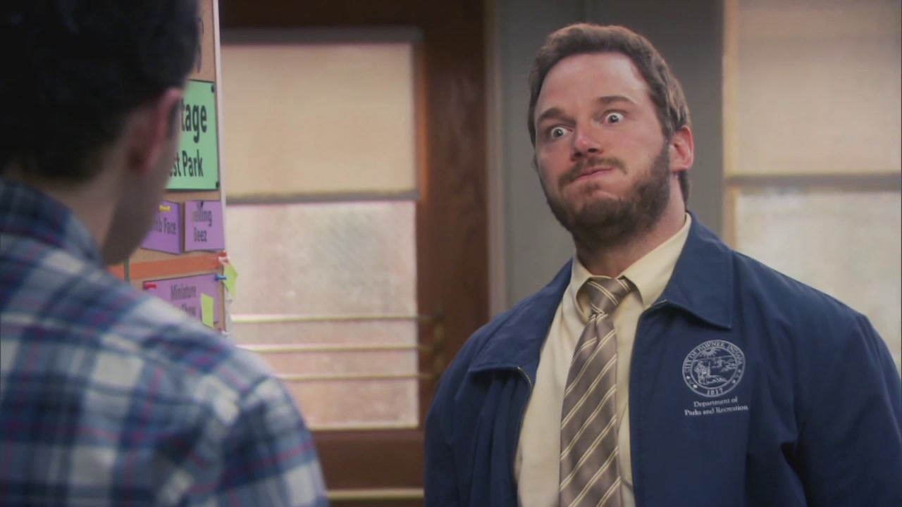 Parks And Recreation: April Wants Andy
