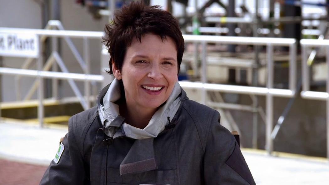 Godzilla: Juliette Binoche On Working With Bryan Cranston