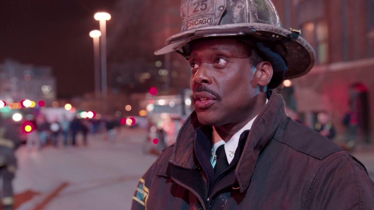 Chicago Fire: Interview Excerpts: Eamonn Walker