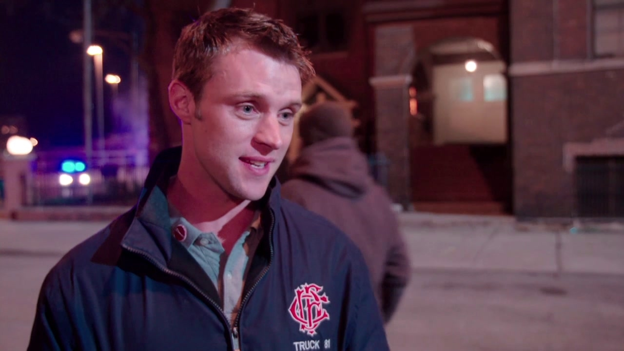Chicago Fire: Interview Excerpts: Jesse Spencer