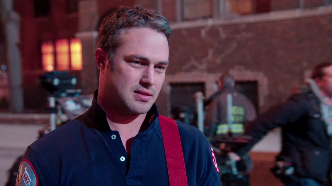Chicago Fire: Real Never Waits