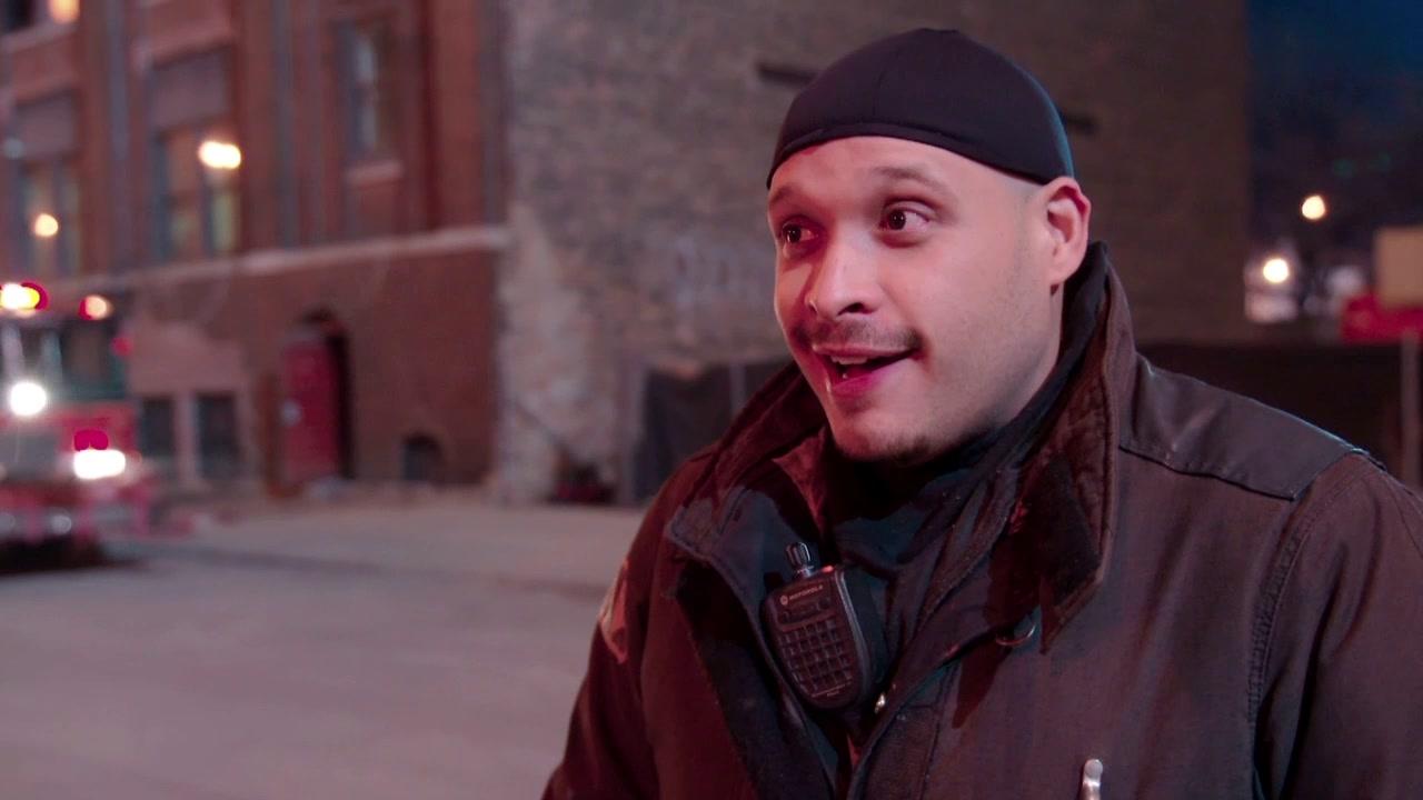 Chicago Fire: Interview Excerpts: Joe Minoso