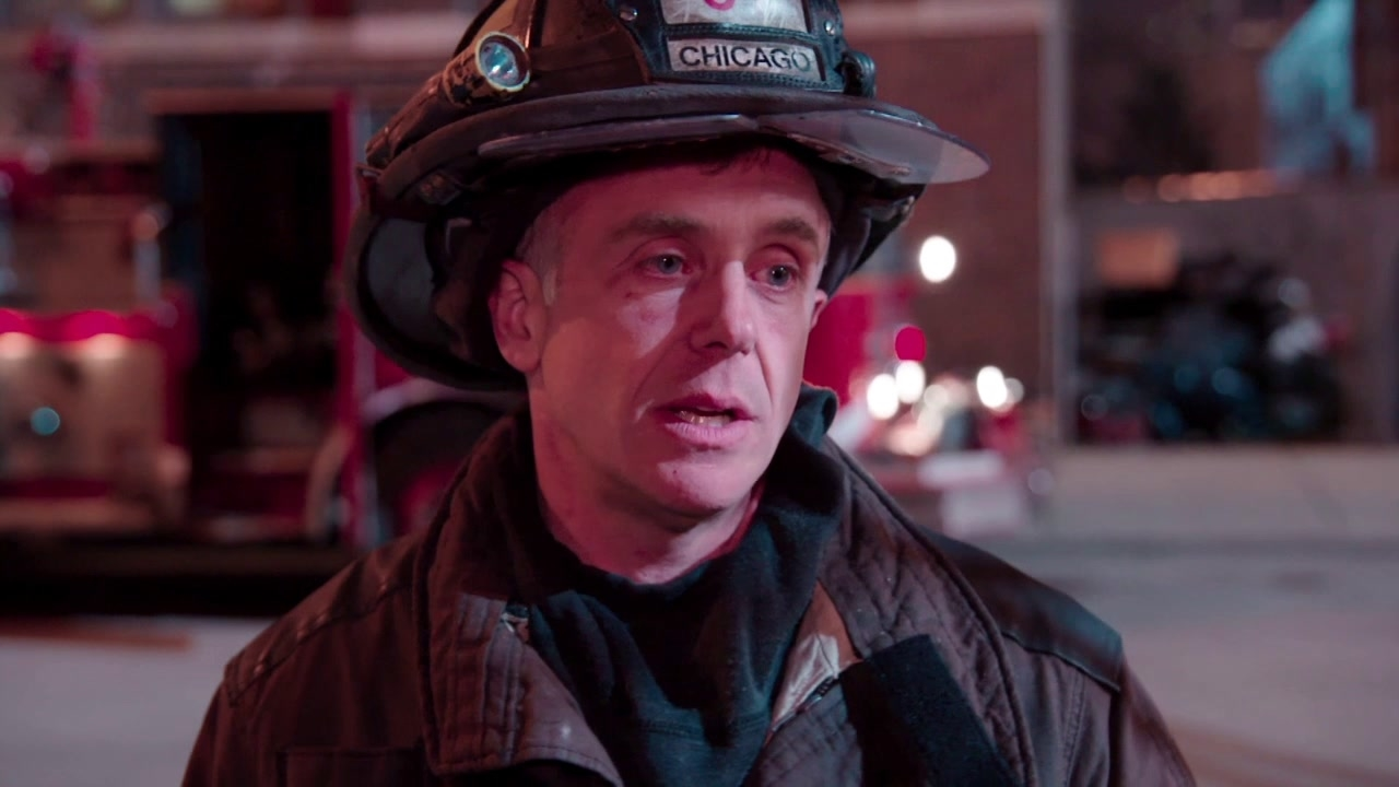 Chicago Fire: Interview Excerpts: David Eigenberg