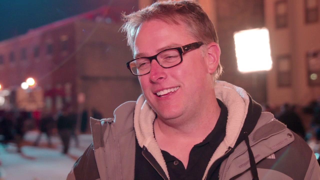 Chicago Fire: Interview Excerpts: Michael Brandt
