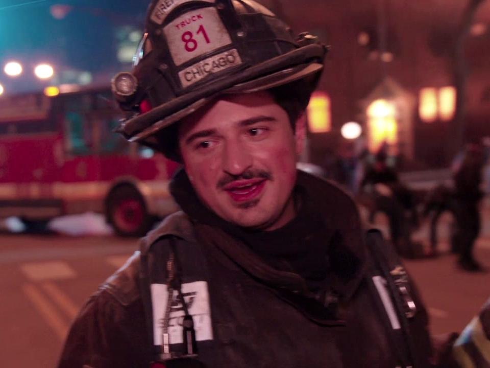 Chicago Fire: Interview Excerpts: Yuri Sardarov
