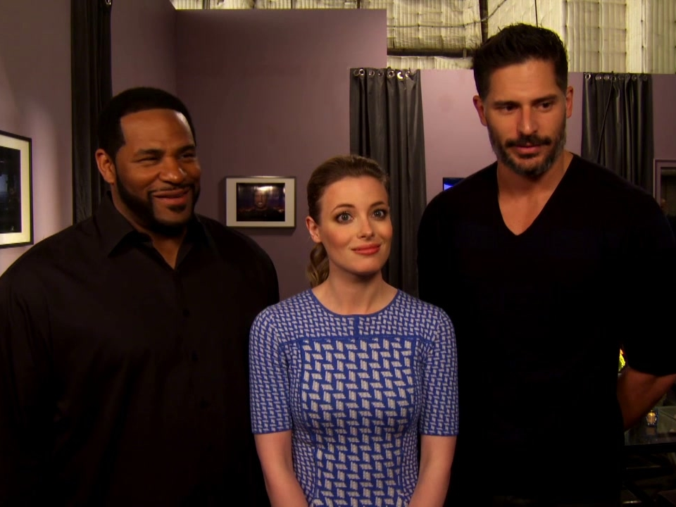 Hollywood Game Night: Interview Excerpts Jerome Bettis, Gillian Jacobs, And Joe Manganiello