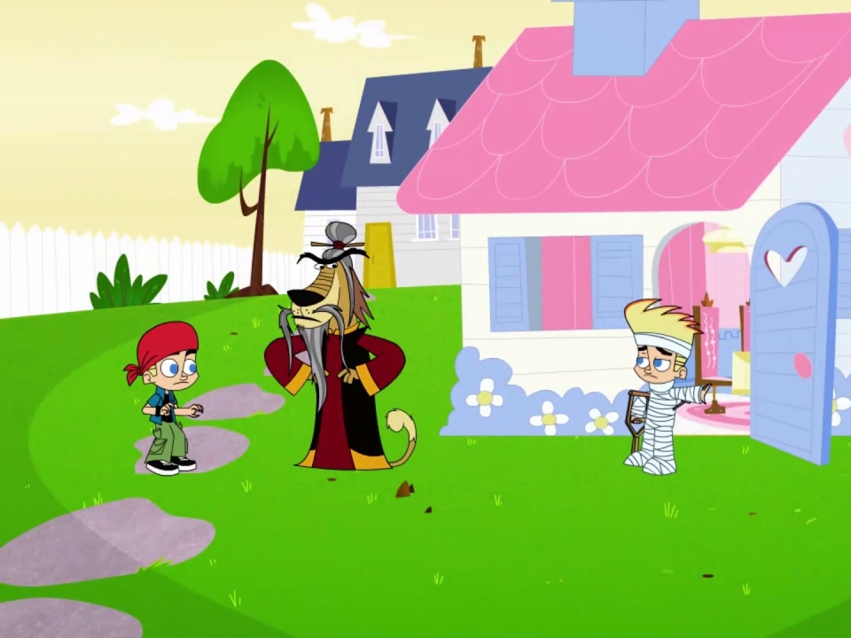 Johnny Test: Don't Time Travel Anymore