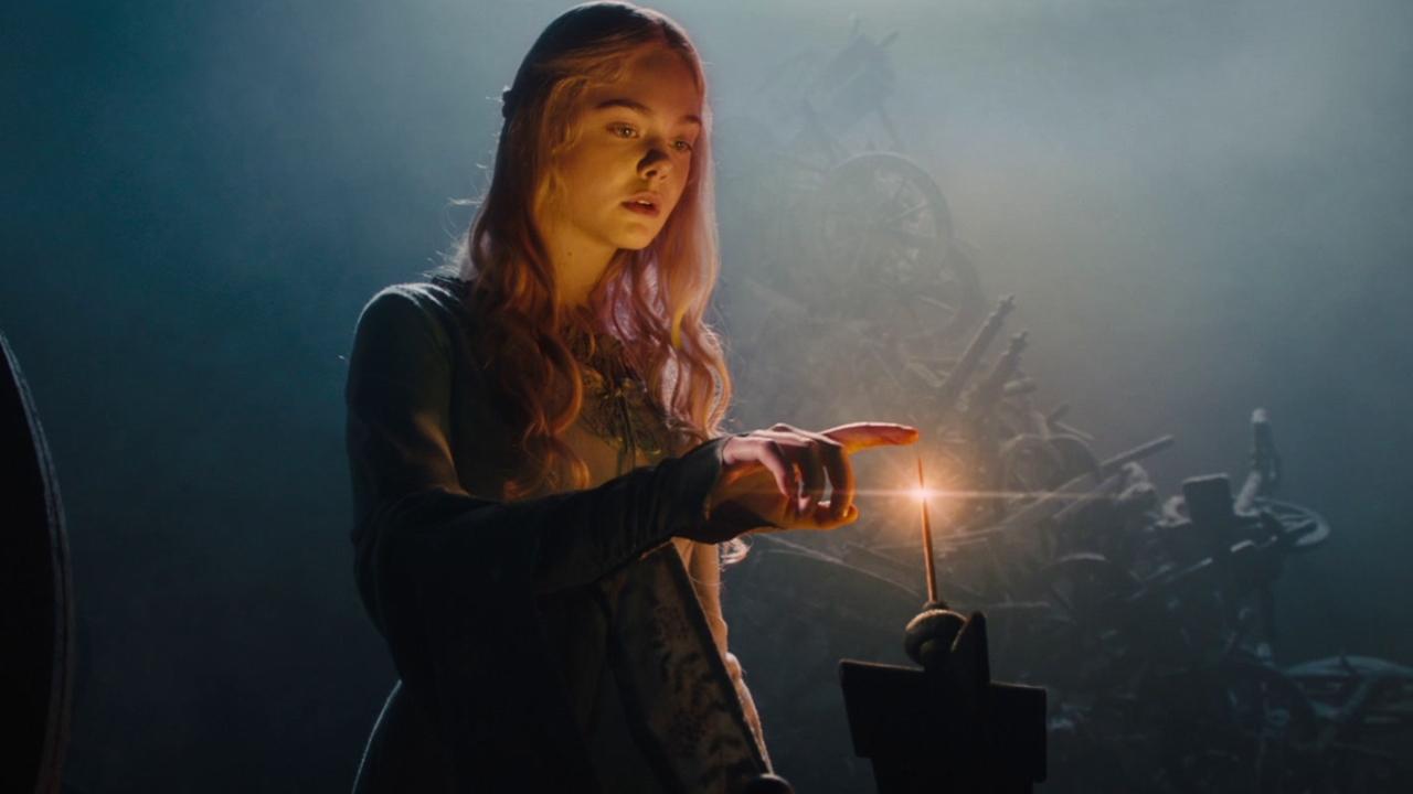 Maleficent: Finger Prick