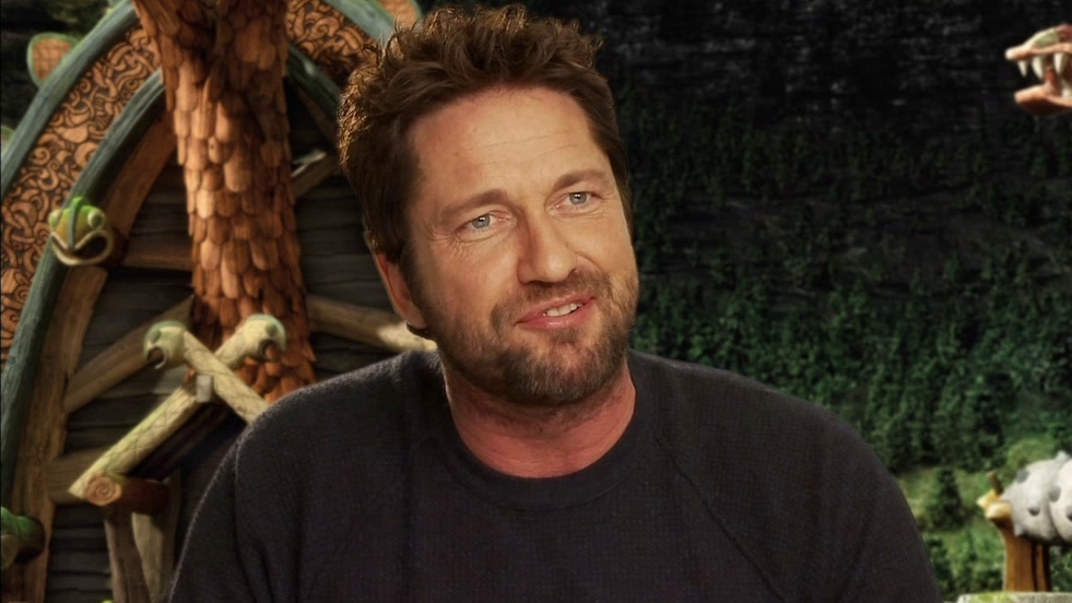 How To Train Your Dragon 2: Gerard Butler On Stoick