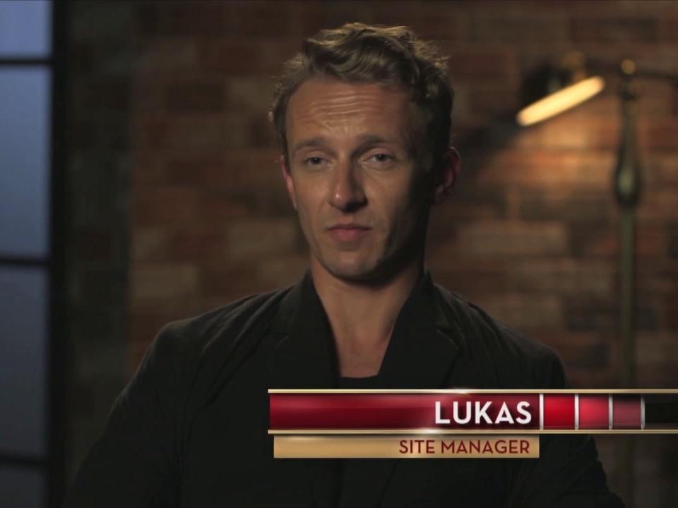 American Dream Builders: Team Lukas