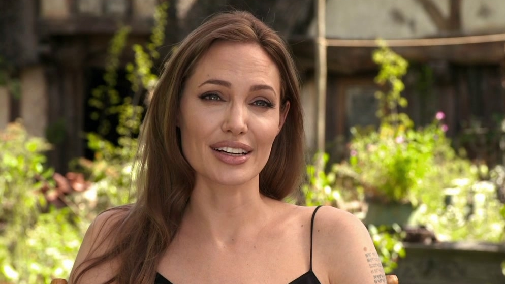Maleficent: Angelina Jolie On Accepting The Role Of Maleficent