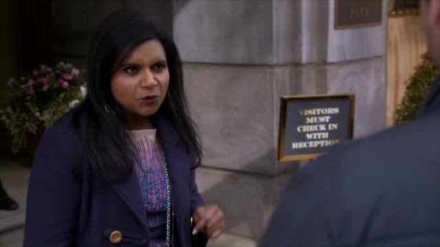 The Mindy Project: Sneaking Around
