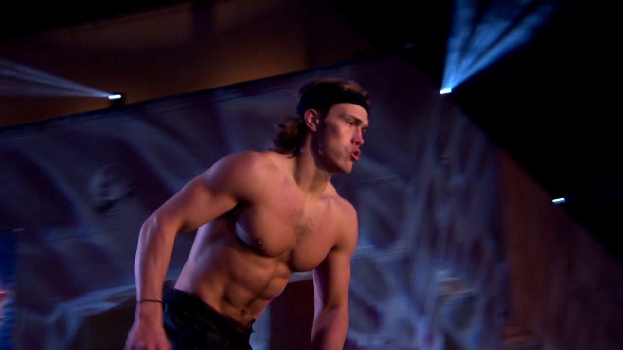 American Ninja Warrior: Rob Moravskys Run