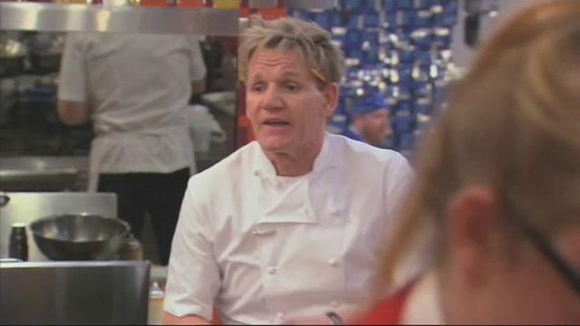 Hell's Kitchen: Kitchen Drama