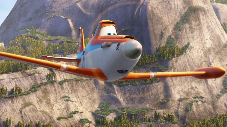 Planes: Fire And Rescue: All In