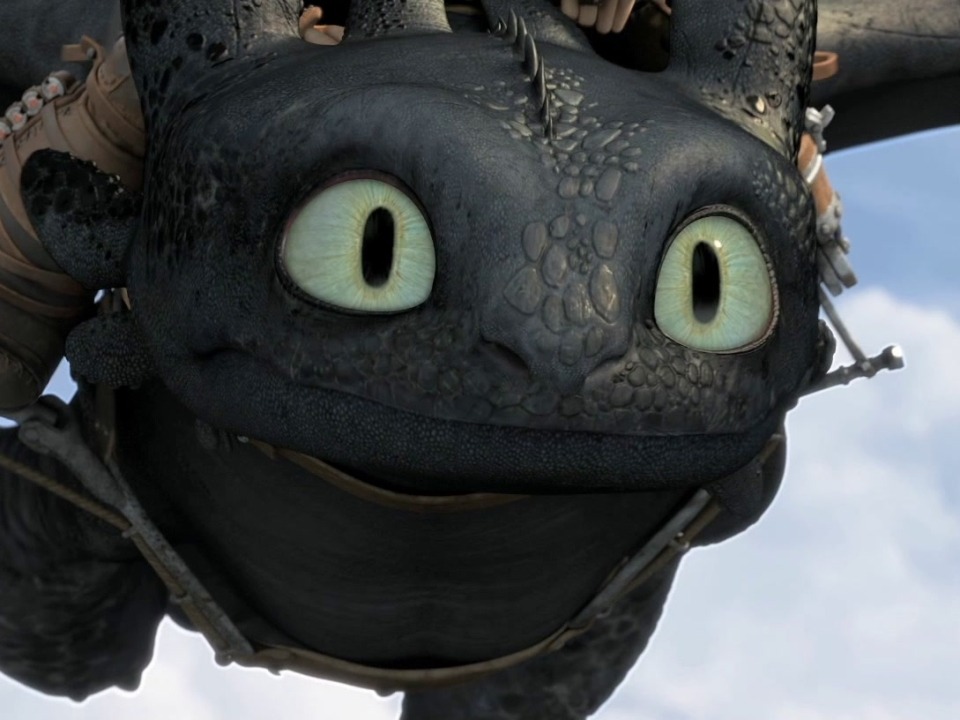 How to Train Your Dragon 2: First 5 Minutes (UK)
