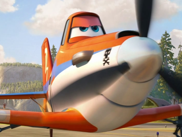 Planes: Fire And Rescue: Drop The Needle