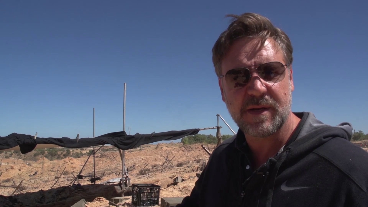 The Water Diviner: First Look