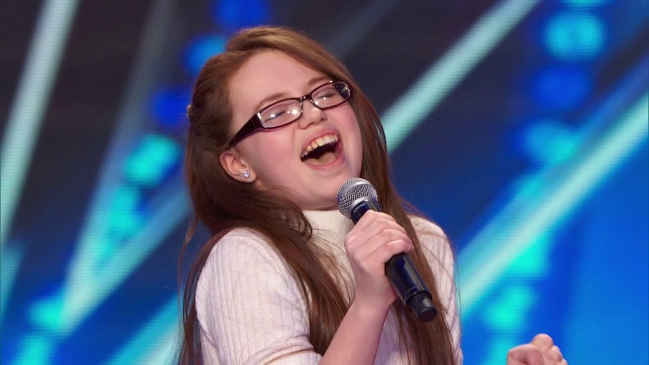 America's Got Talent: Mara Justine