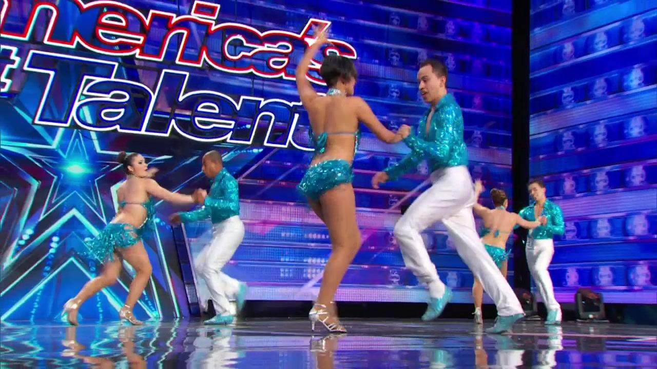 America's Got Talent: Baila Conmigo