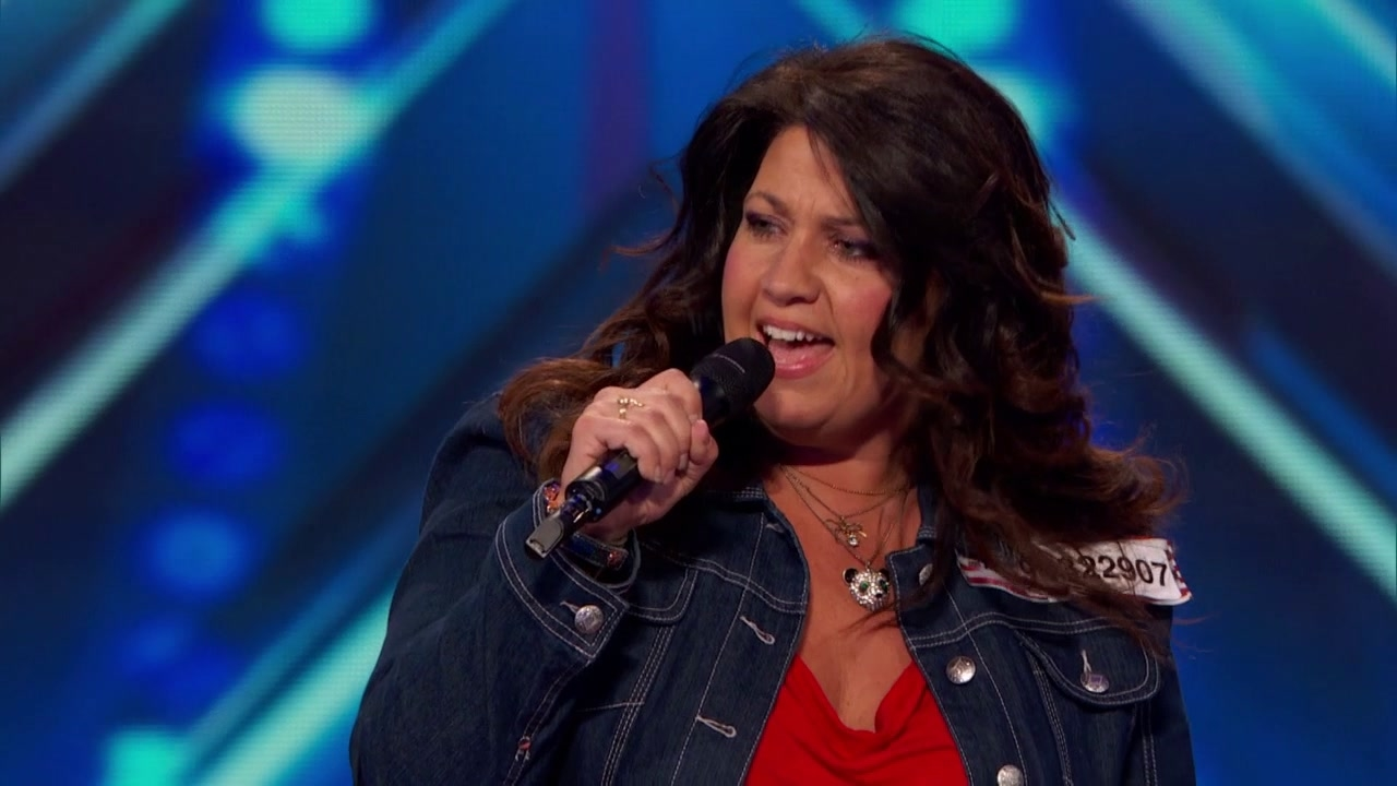 America's Got Talent: Rachel