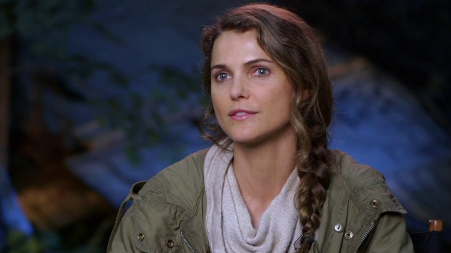 Dawn Of The Planet Of The Apes: Keri Russell On Her Attraction To The Project