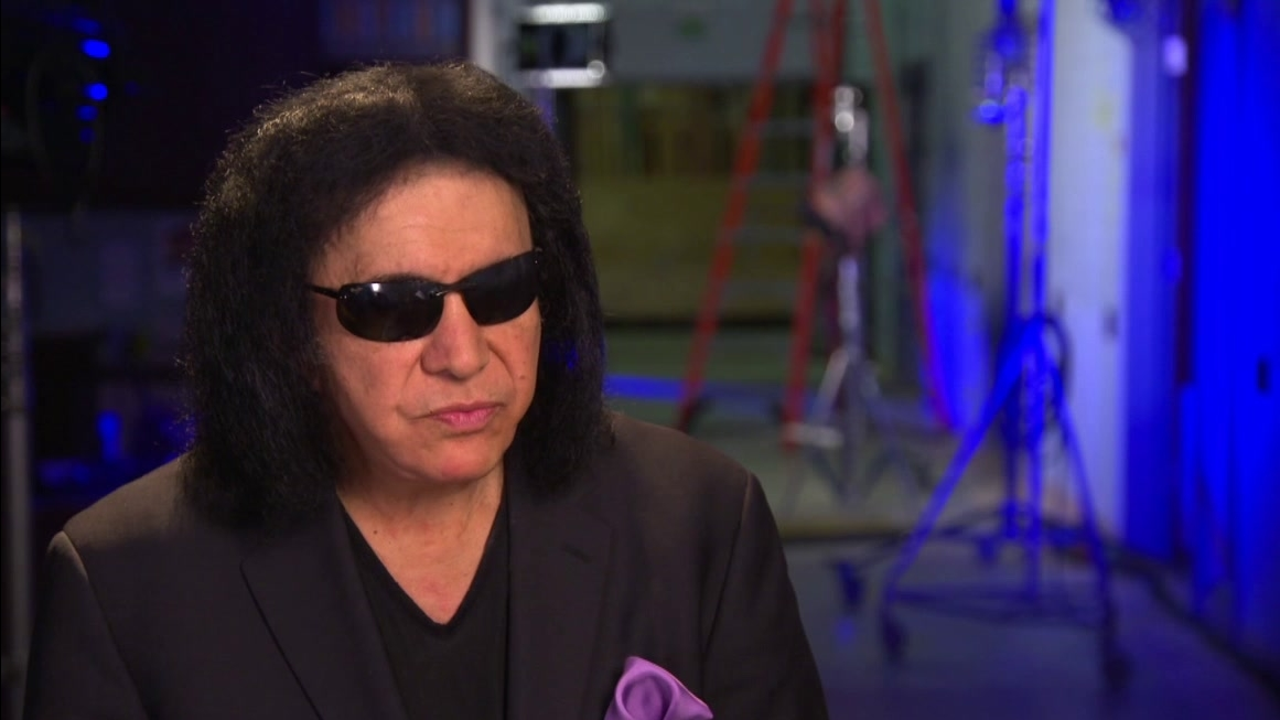 Welcome To Sweden: Gene Simmons