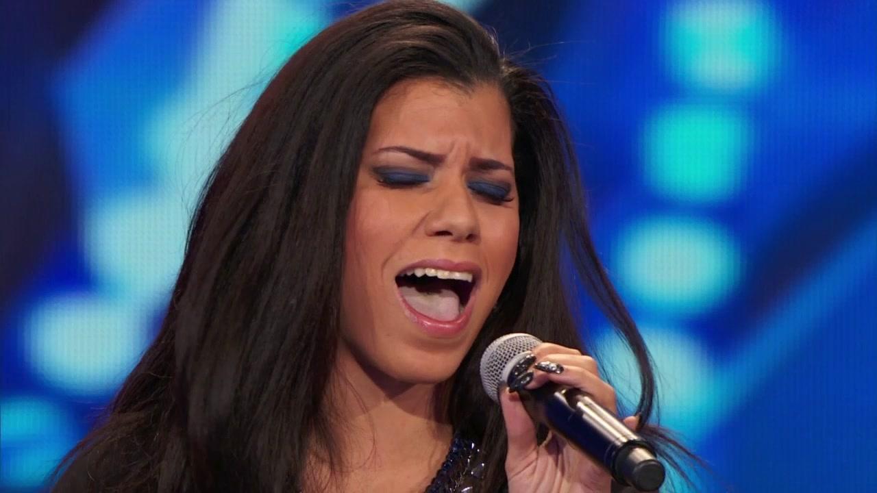 America's Got Talent: Kelli Glover